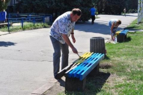 «Жовто-блакитное» недоразумение. Юрий Селиванов