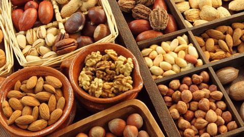 Виды орехов которые приносят пользу