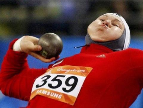 Смешные выражения лиц спортс…