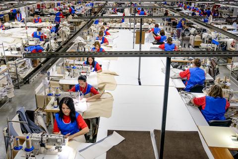 Европейские предприниматели переносят свое производство в Россию
