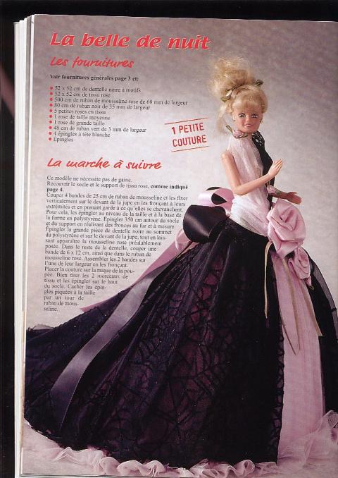 Очень красивые платья для кукол......