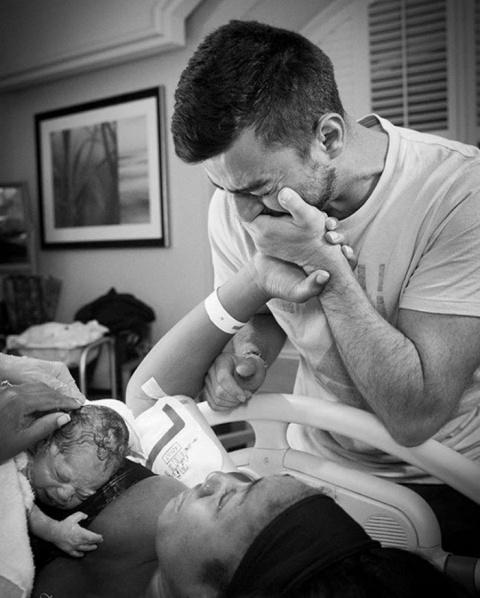 Счастье отцовства: самые тро…