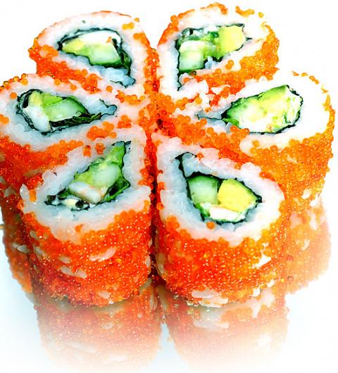 Японская кухня и здоровое питание.