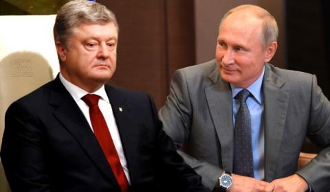 Путин поставил Порошенко в н…