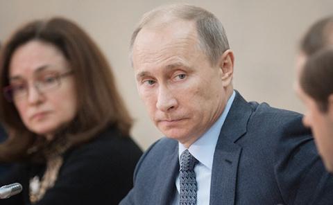 Путин: стабильностью курса р…