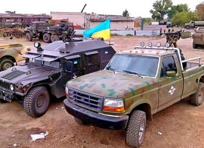«Чудовищный» прорыв украинск…