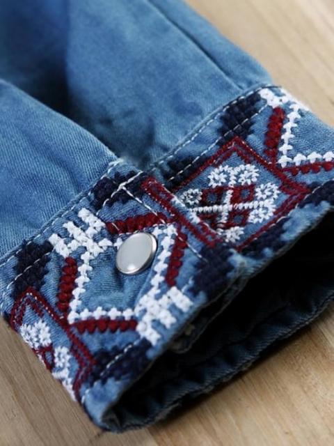 Идеи для вдохновения — джинс…