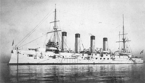 10 легендарных военных кораб…