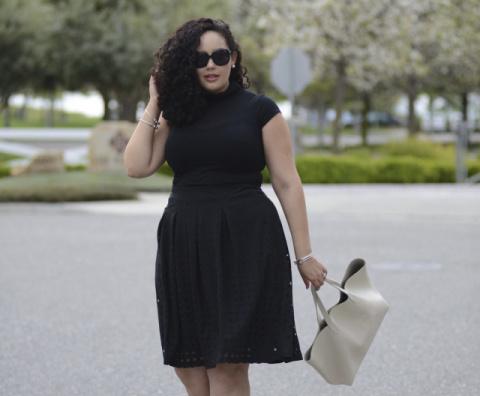 Мода для женщин размера plus size — основные тенденции на весну-лето 2017