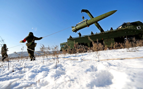 Русские крылатые ракеты нане…