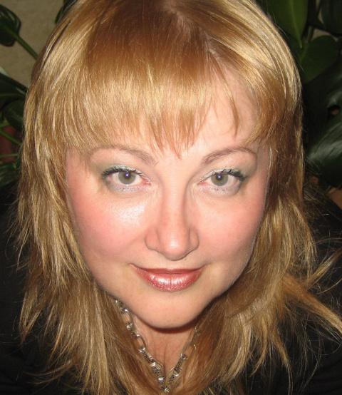Марина Тепляшина