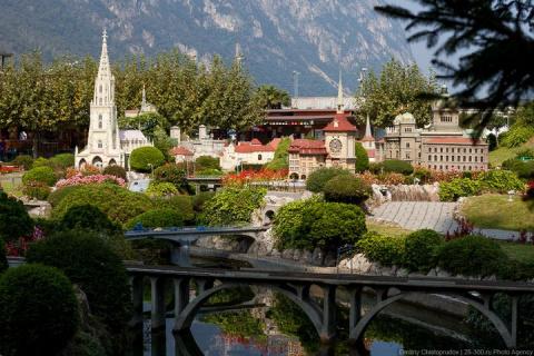 Маленькая Швейцария (32 фото)