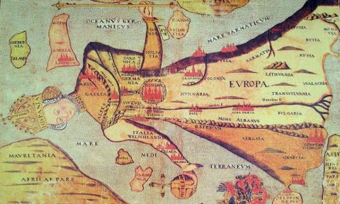 Выдуманная история Европы. Три Обвинителя