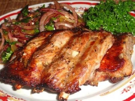 Вкуснейшие свиные рёбрышки -…