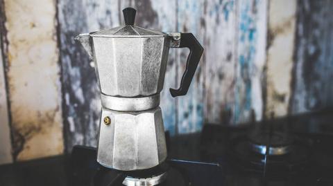 Кофейная капельница
