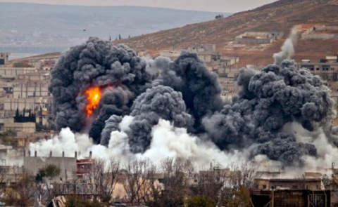 Огненный удар по терроризму:…