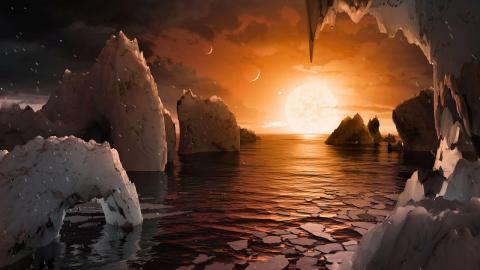 Двойники Земли: учёные NASA …