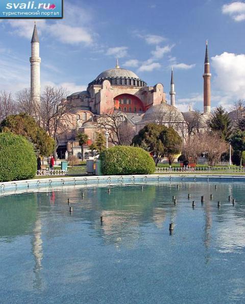 Американский ученый предлагает вернуть Храм Святой Софии в Стамбуле (Турция) православным христианам