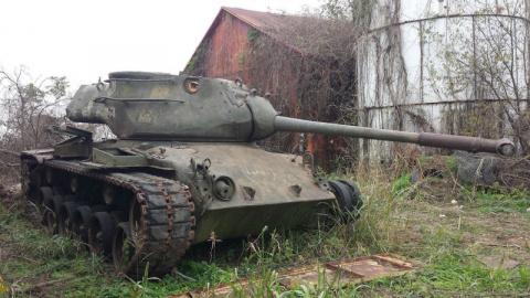Продается танк, цена — 65 тысяч долларов