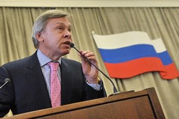 Пушков ответил депутату Рады…