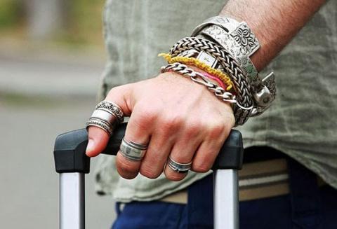 Что символизируют кольца на …