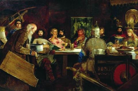 Что пили на Руси до водки, пока не научились дистиллировать