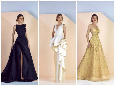 Edward Arsouni Haute Couture…