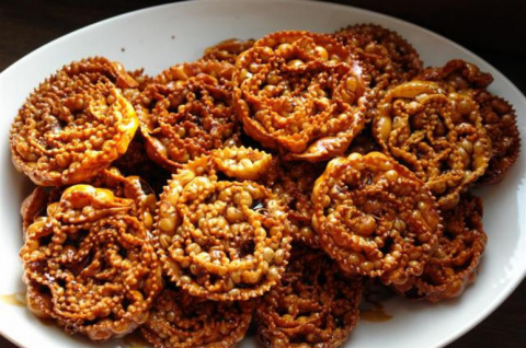 Картеллате — новогоднее печенье! Сезон тыквы: готовим салаты, десерты и супы (4 рецепта)