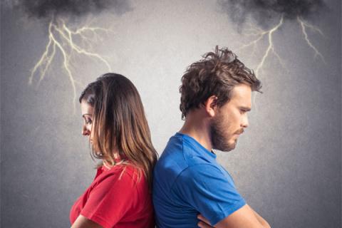 Периоды кризиса в браке
