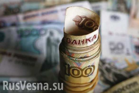 Россия получит в 2017 г. более 1 трлн руб. за счет дорогой нефти