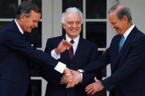 Как Горбачев и Шеварднадзе СССР продавали
