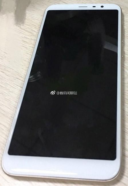 На фото появился первый смартфон Meizu с вытянутым 18:9 дисплеем