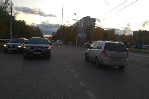 Полицейский сбил девочку на пешеходном переходе в Коломне