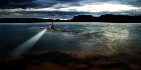 Подводный феномен: Призрачны…