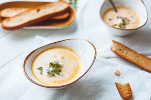 Лучшие рецепты сырных супов из простых продуктов