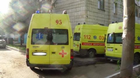 Смертельная авария в Липецко…