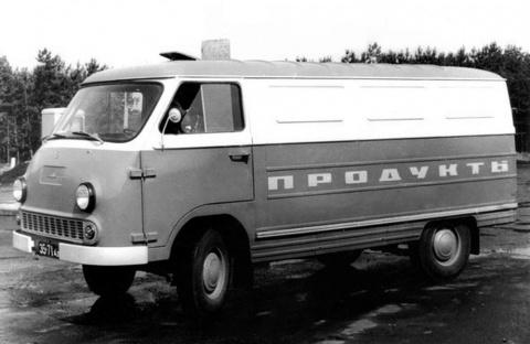 Автомобили республик СССР: заводы Закавказья и Средней Азии