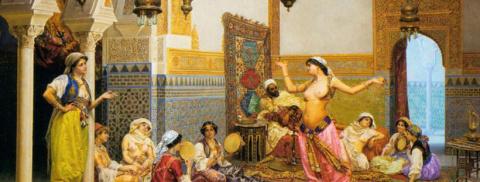 Устройство султанского гарем…