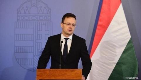 Венгрия будет блокировать от…