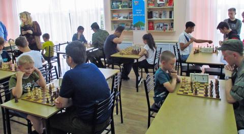 Пушкинский Турнир по шахматам - 2019