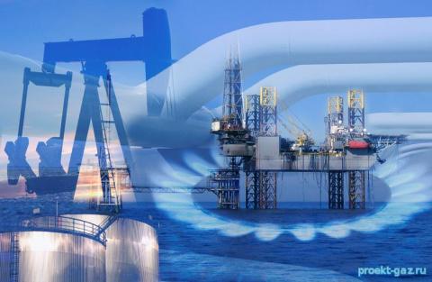 Добыча нефти в РФ в I полуго…