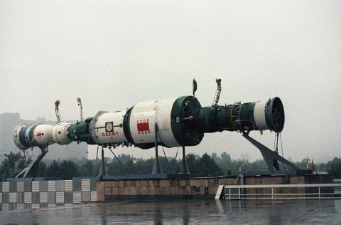 """""""Салют-7"""": подробности засекреченного ЧП в космосе"""