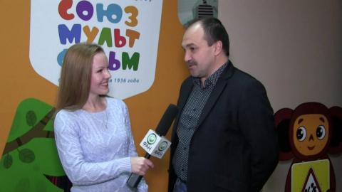 Здание «Союзмультфильма» пер…