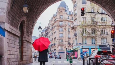 Жизнь в Париже глазами русск…