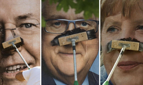 Ветер перемен в Германии не …