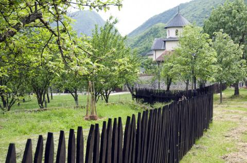 Святыни Черногории. Монастырь Морача
