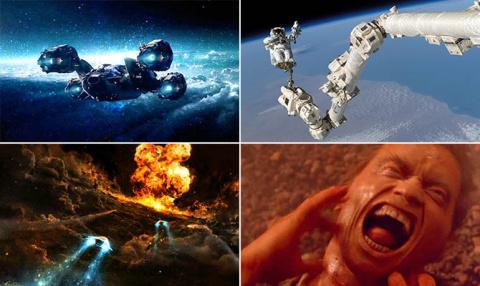 10 мифов о космосе, созданны…