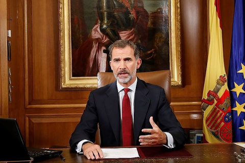 Король Филипп VI: Каталония «есть и будет неотъемлемой частью» Испании