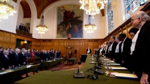 Гаагский трибунал копает под Россию