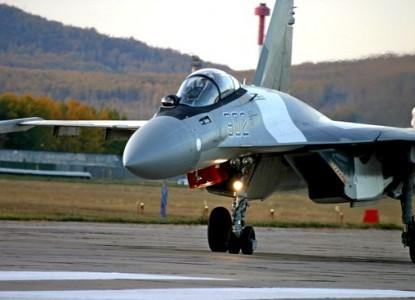 Русские молча заставляют ВВС…